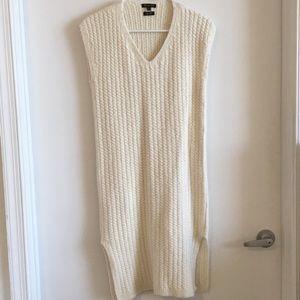 Massimo Dutti Italian Sweater Dress